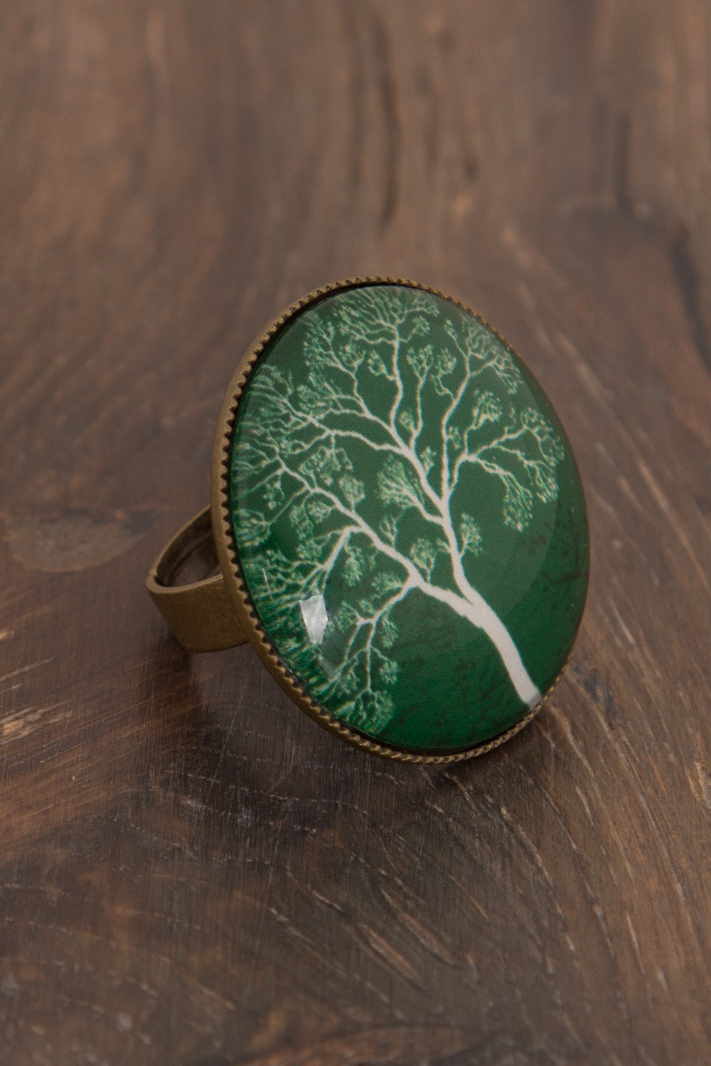 Nest Of Pambula Green Tree Ring