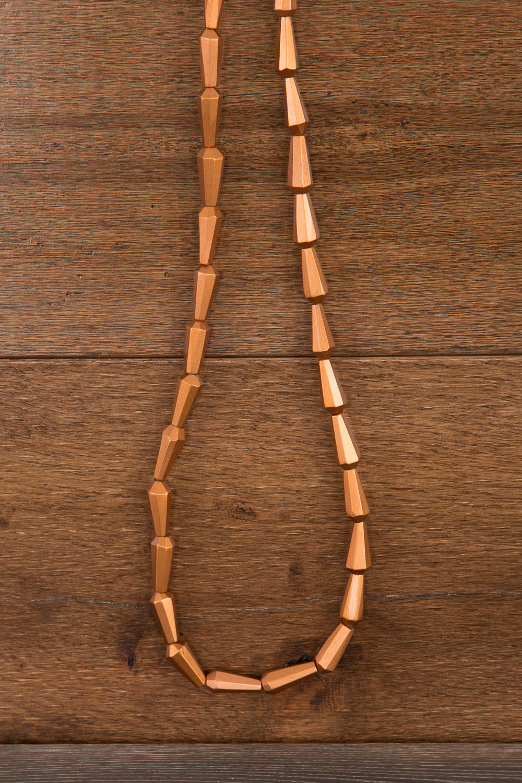 Rare Rabbit Thin Diamond Necklace