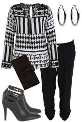 Black & White Brilliance