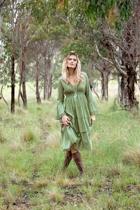Boho bird bohemian fashion style birdsnest online shopping small2