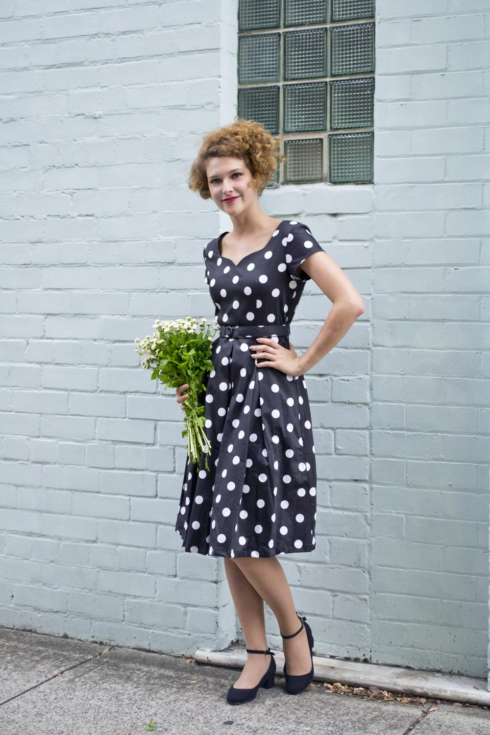 Brooklyn Dress AUD 99.95 AT vintagedancer.com