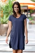 Blue dress small2