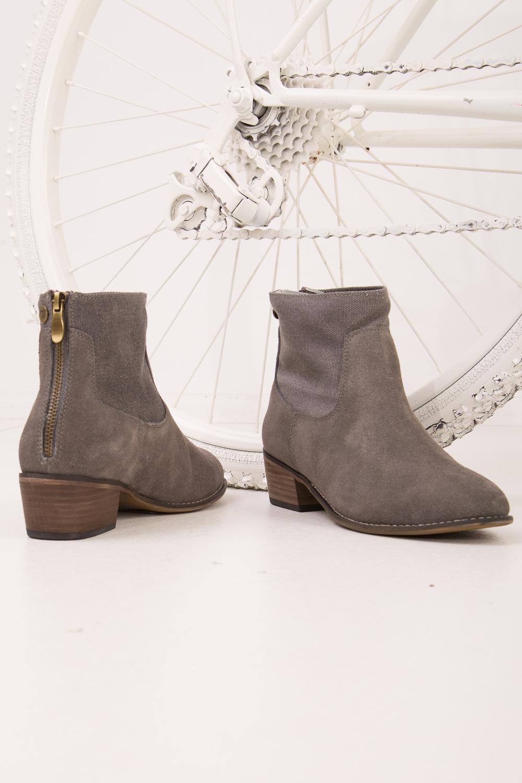 Walnut Smith Boot