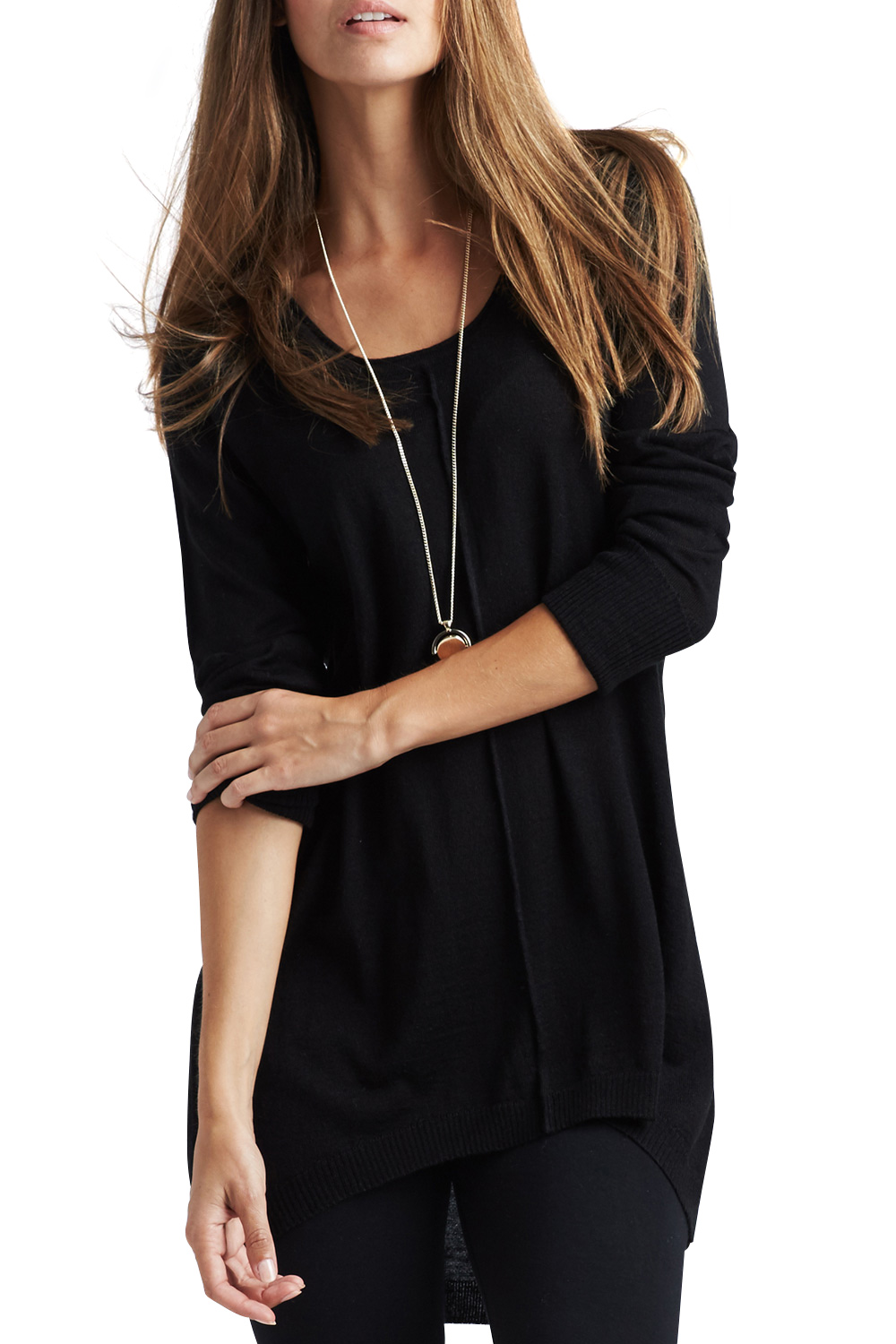 The Wool Pullover Tunic