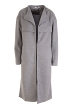 Cooper st brave and brazen coat  marle grey small2