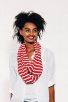 Scarf redstripe  scarf  small2