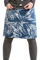 Aline skirt blue small2