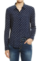 Jws156115 kasuri spot shirt  navy  1  small2