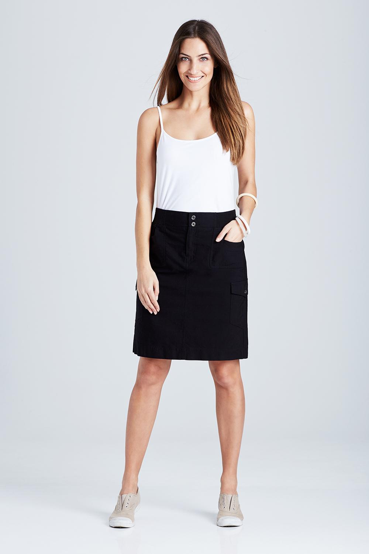 new bird keepers womens knee length skirts the cargo skirt