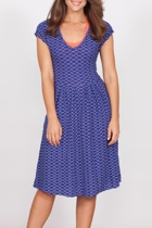 Orchid blue f f dress small2