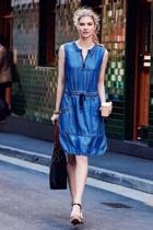 Jws159071 soft indigo dress  indigo small2