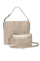 Bella silver w internal bag   extension strap small2