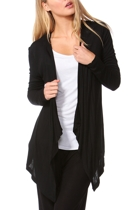 Melbourne cardi balck crop small2