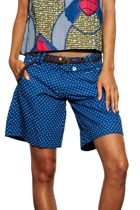 Teeki dot shorts dotblue cropped small2