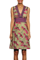 Olivia cotton dress afripink cropped small2