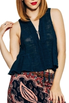 Aroo vest navy cropped small2