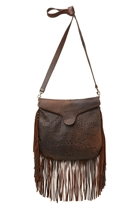Fringe sling leather   vintage brown small2