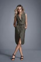 Jws159107 midi sleeveless utility dress  khaki small2