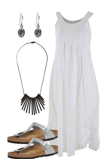 White and Breezy