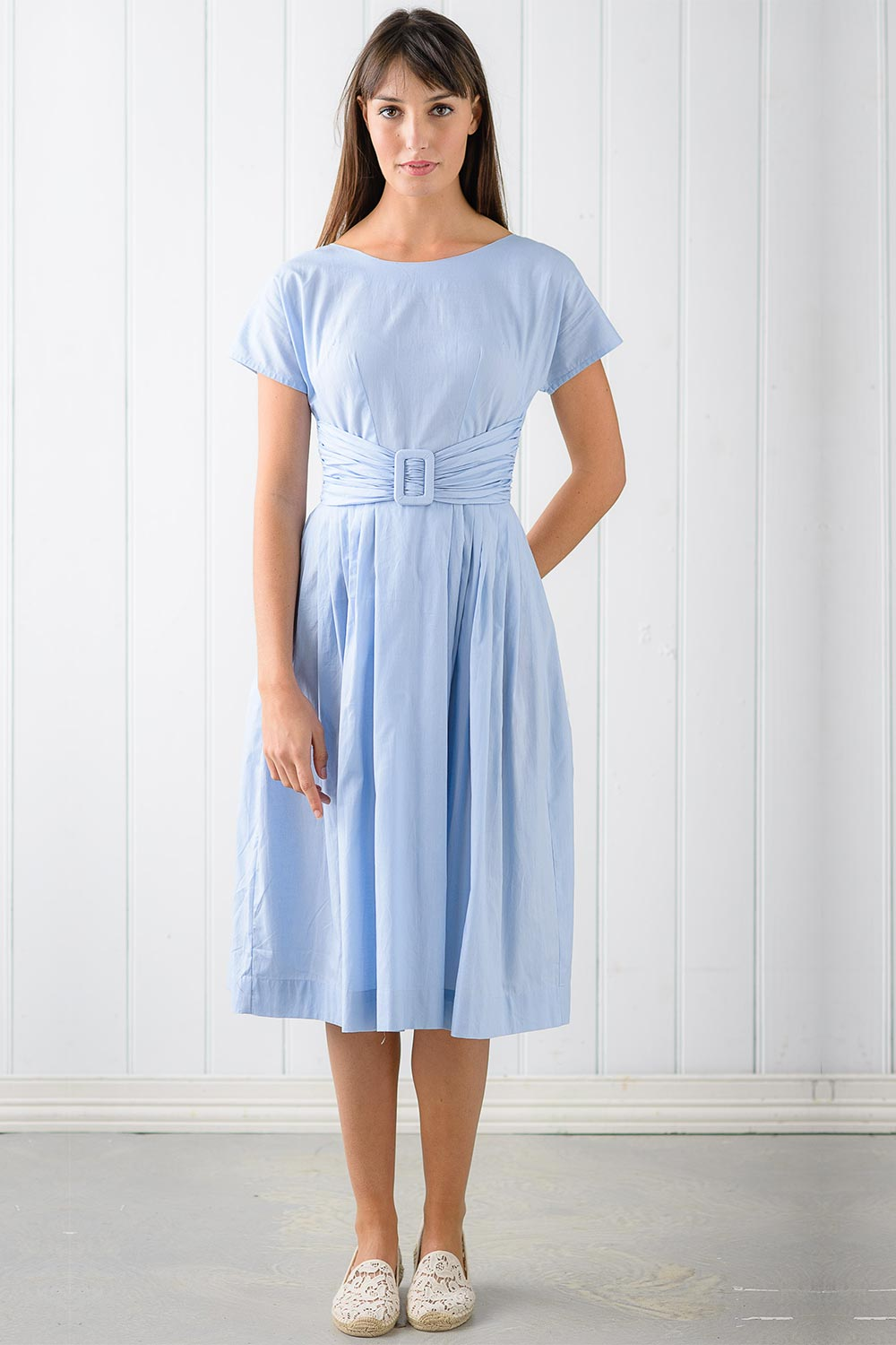 Olivia Dress AUD 95.00 AT vintagedancer.com