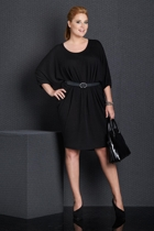 Belle Relaxed Sweater Dress