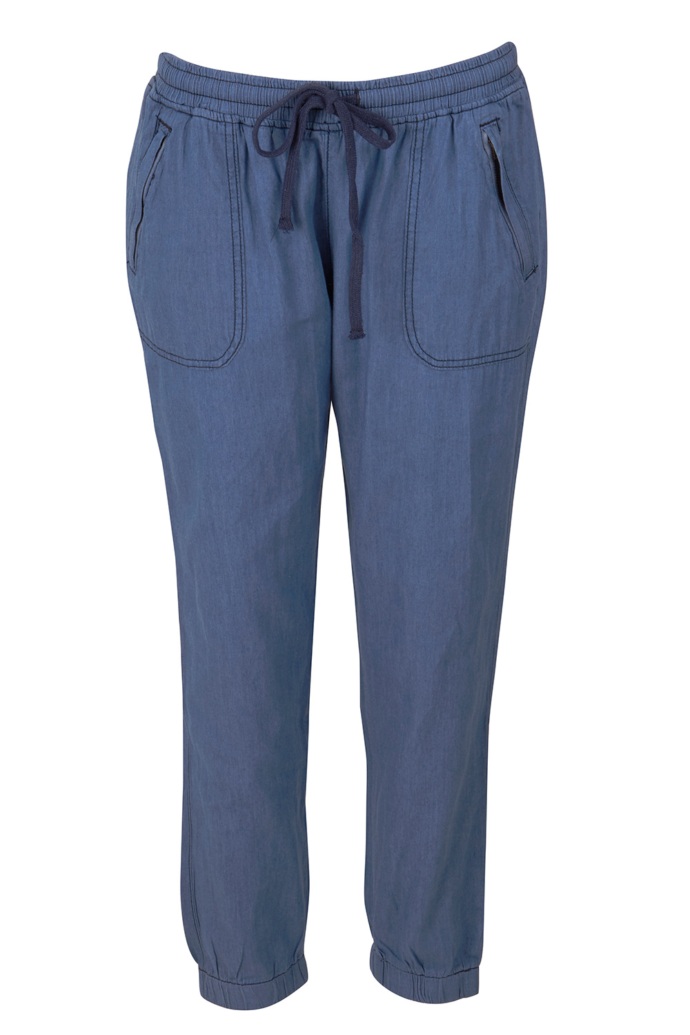 New bird keepers womens pants the chambray pant ebay for Chambray jeans