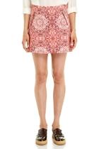 Jww165041 mini tpstry print skirt  ciderberry  1  small2