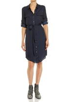 Jww169118 kl shirt dress  french navy  1  small2
