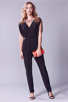 Solange jumpsuit  black  extended small2