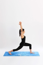 Tamarama beach yoga mat pose small2