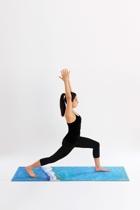 Bronte beach yoga mat pose small2