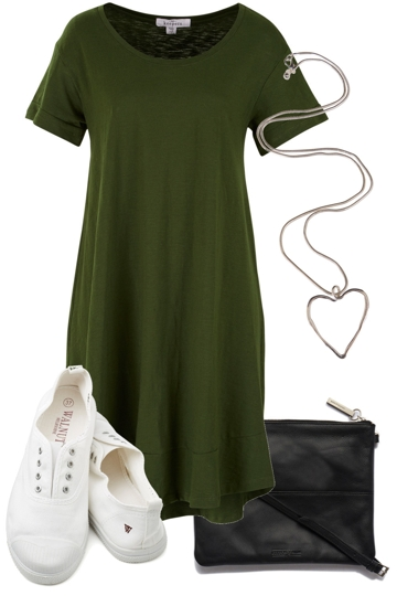 The Khaki Dress