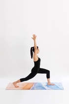 Bondi beach yoga mat pose small2