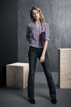 Jww166194 silk mosaic blouse  raspberry jww162151 lola mid rise flare jean  cove small2