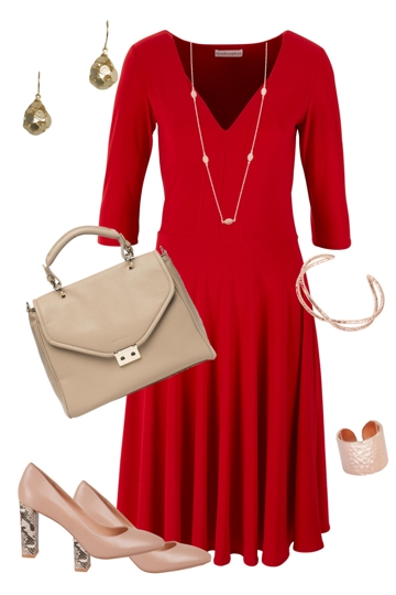 Strut Your Style In Red