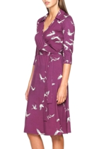 Taking flight dress in violet1 small2