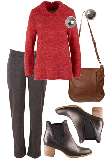 The Gorgeous Knit