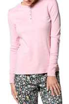 Spiced floral pants pink henley1 small2