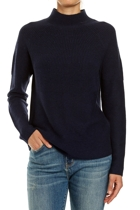 Jww168114 ls funnel nk knit  navy melange  1  small2