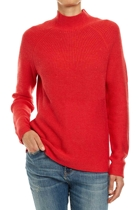 Jww168114 ls funnel nk knit  flame melange  1  small2