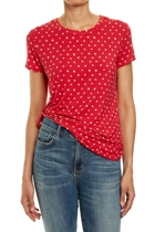 Jww167291 ss spot tee  red white  1  small2