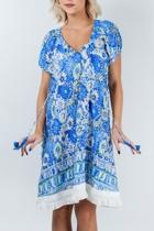 Studio sao paulo dress mexicana blue1 small2