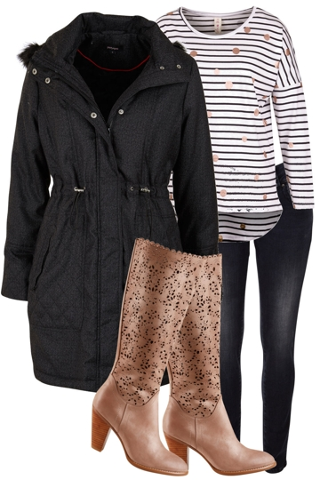 Great For The Cooler Months