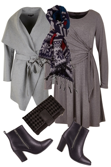 Charcoal Chic