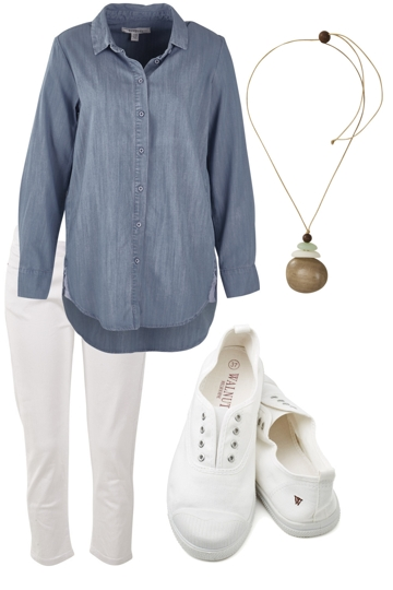 Everybody Loves Chambray