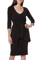 Juniper dress  black  belted1 small2