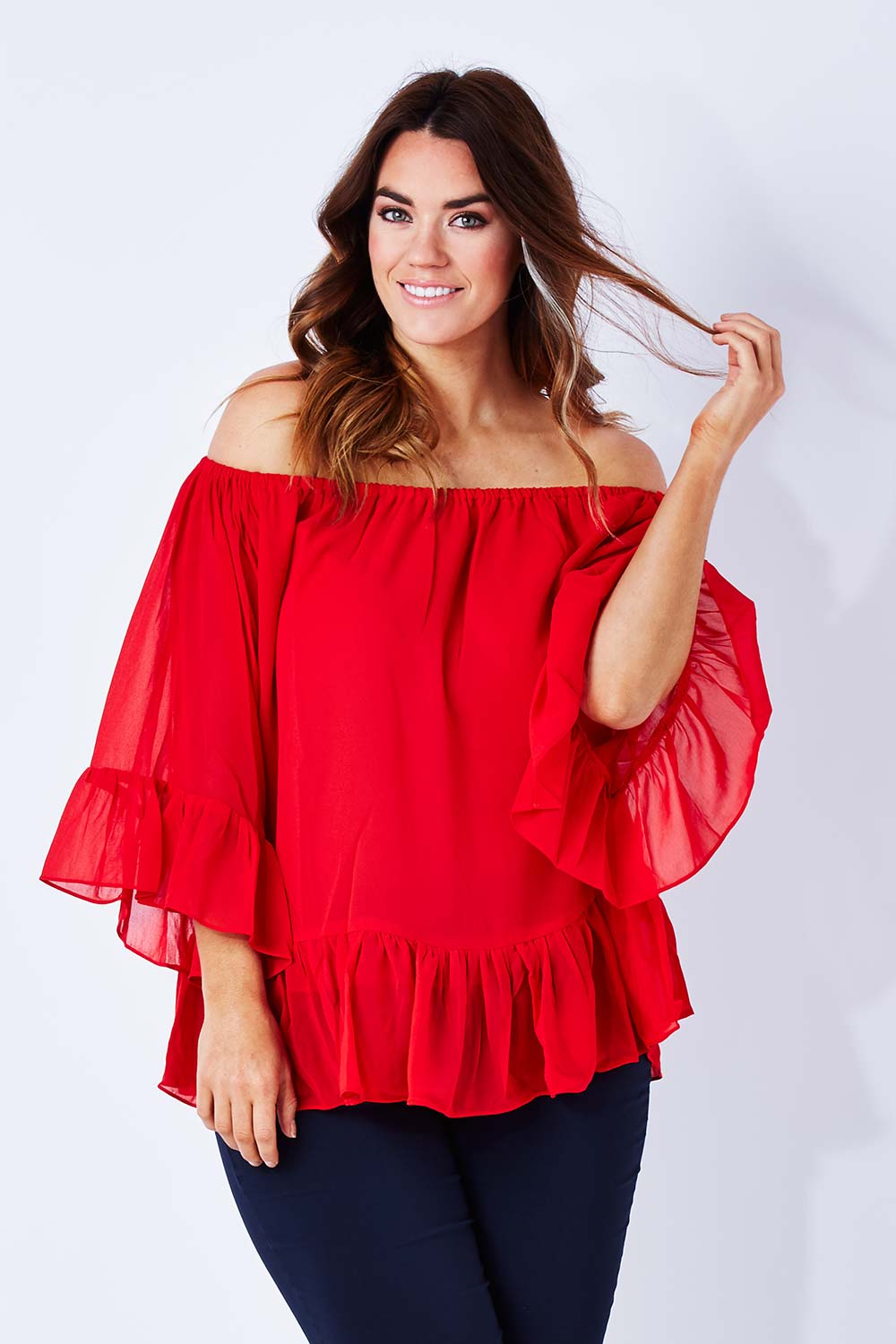 Buy the latest womens ruffled blouses cheap shop fashion style with free shipping, and check out our daily updated new arrival womens ruffled blouses at dvlnpxiuf.ga