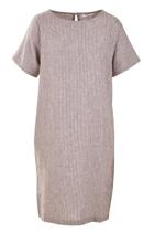The Cotton Linen Shift Dress