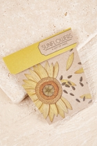 Sow sunflower  yellow small2
