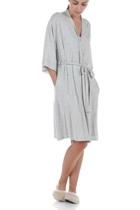 Modal robe grey small2